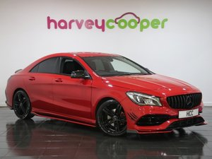 Mercedes-Benz CLA Class CLA 180 AMG Line 4dr Tip Auto 2016 For Sale