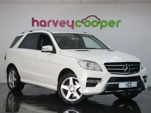 2013 Mercedes-Benz M Class ML350 CDi BlueTEC AMG Sport 5dr Auto 2