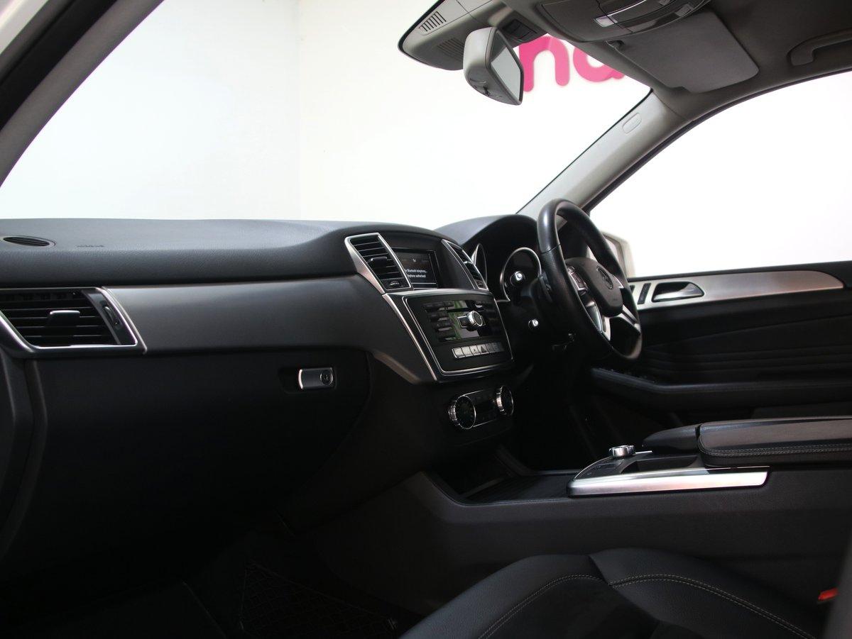 2013 Mercedes-Benz M Class ML350 CDi BlueTEC AMG Sport 5dr Auto 2 For Sale (picture 6 of 6)
