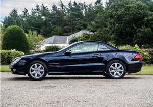 2003 Mercedes SL500 For Sale