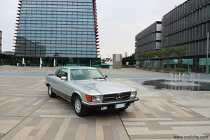 Mercedes Benz 450 SLC 5.0 - one of the very first examples