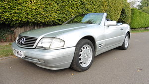 1996 Mercedes SL320 For Sale