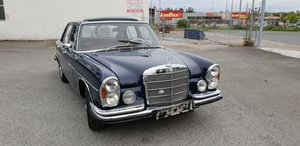 1972 Mercedes W108 280S