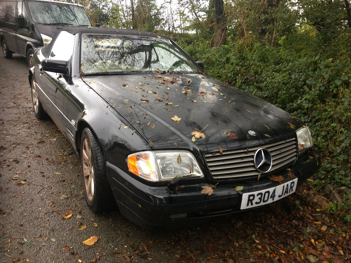 1998 Mercedes 360 SL  For Sale (picture 1 of 4)