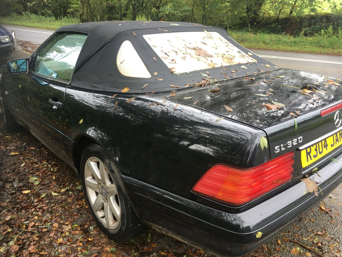 1998 Mercedes 360 SL  For Sale (picture 2 of 4)