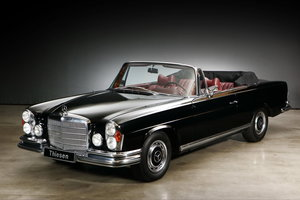 Mercedes-Benz 280 SE 3.5 Convertible
