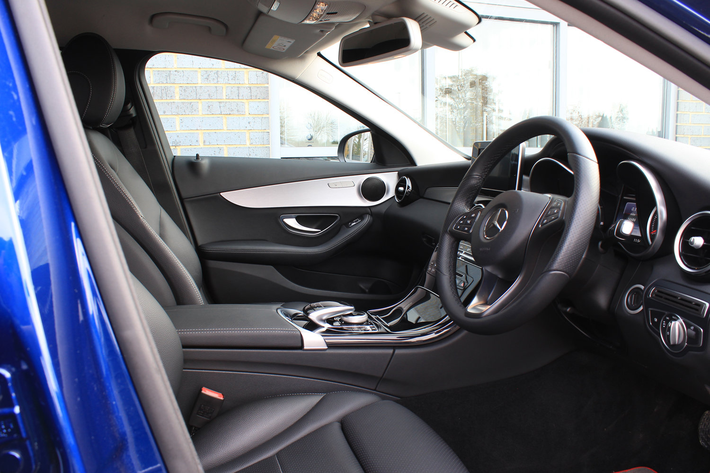 2017 67 MERCEDES BENZ C220D SPORT ESTATE AUTO For Sale (picture 5 of 6)