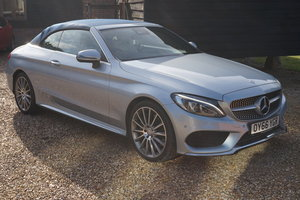 2016 C300 AMG SPORT PREMIUM PLUS CABRIOLET For Sale