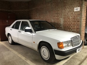 Mercedes 190E 1990 Automatic For Sale