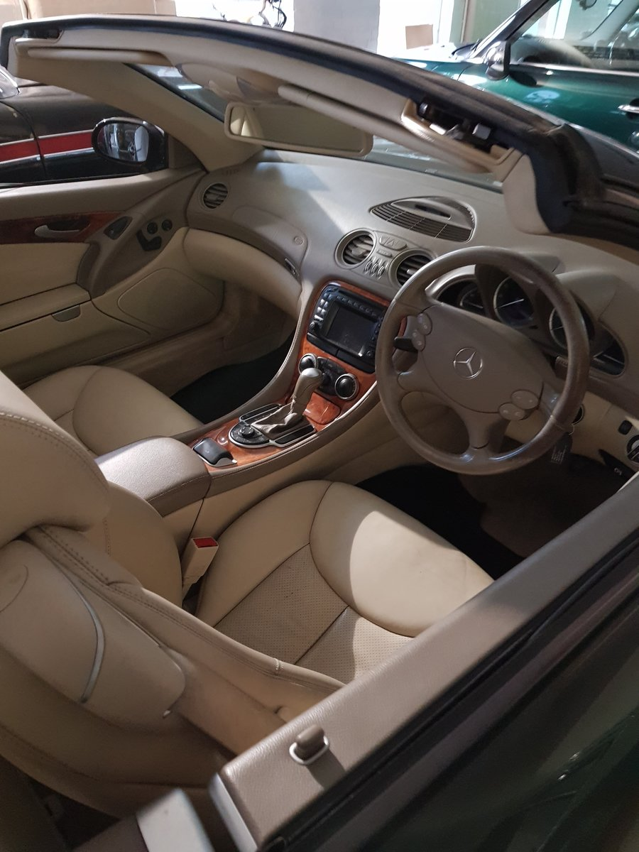 2003 SL Class Fabulous......... SOLD (picture 5 of 6)