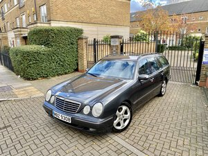2002 Mercedes E320 High Spec Full Service For Sale