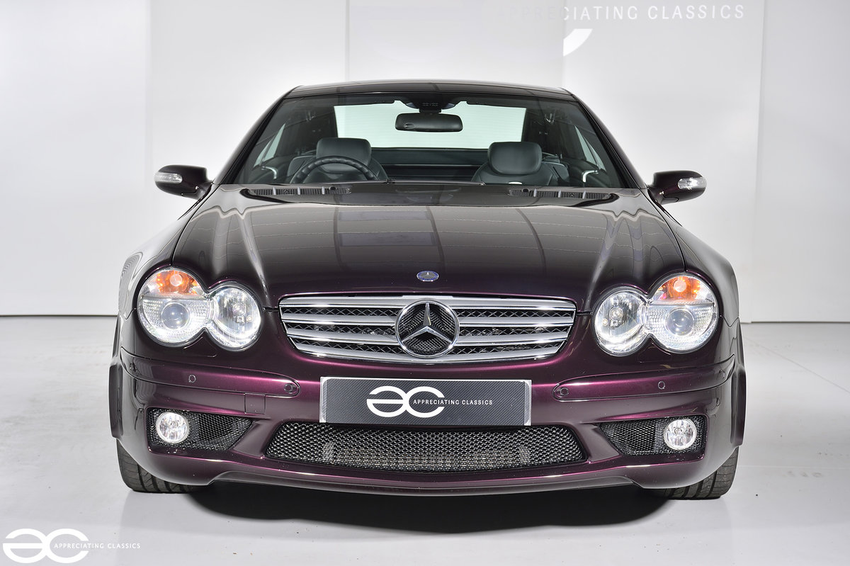 2004 Very Rare SL65 AMG - 13k Miles - Huge Spec - Collectors Car For Sale (picture 1 of 6)