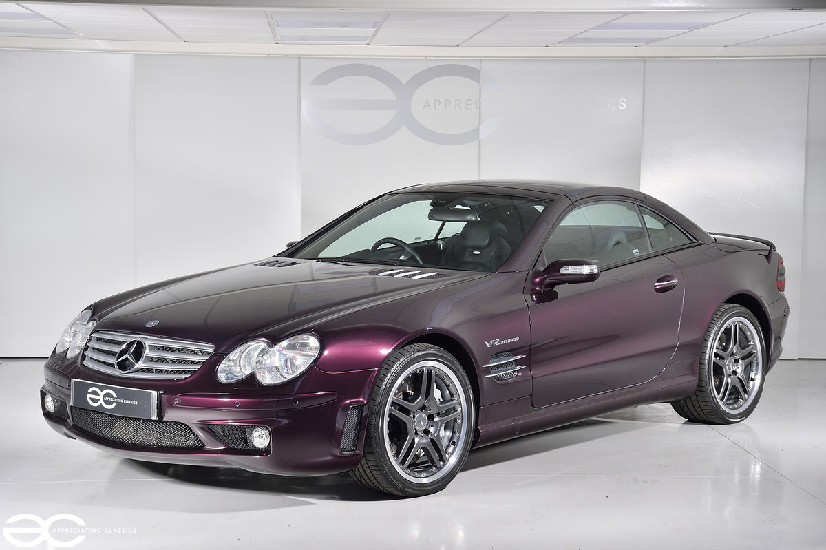 2004 Very Rare SL65 AMG - 13k Miles - Huge Spec - Collectors Car For Sale (picture 2 of 6)