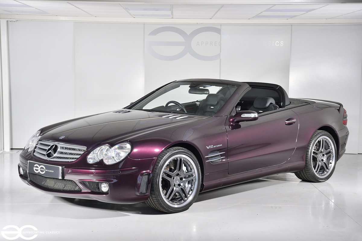 2004 Very Rare SL65 AMG - 13k Miles - Huge Spec - Collectors Car For Sale (picture 3 of 6)