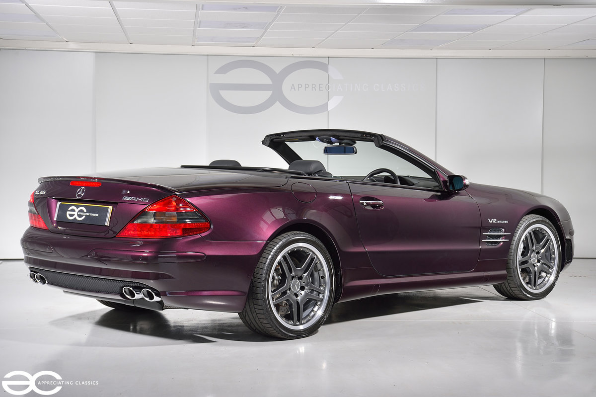 2004 Very Rare SL65 AMG - 13k Miles - Huge Spec - Collectors Car For Sale (picture 4 of 6)