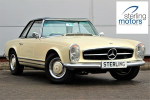 1964 Mercedes-Benz Pagoda SL230 For Sale
