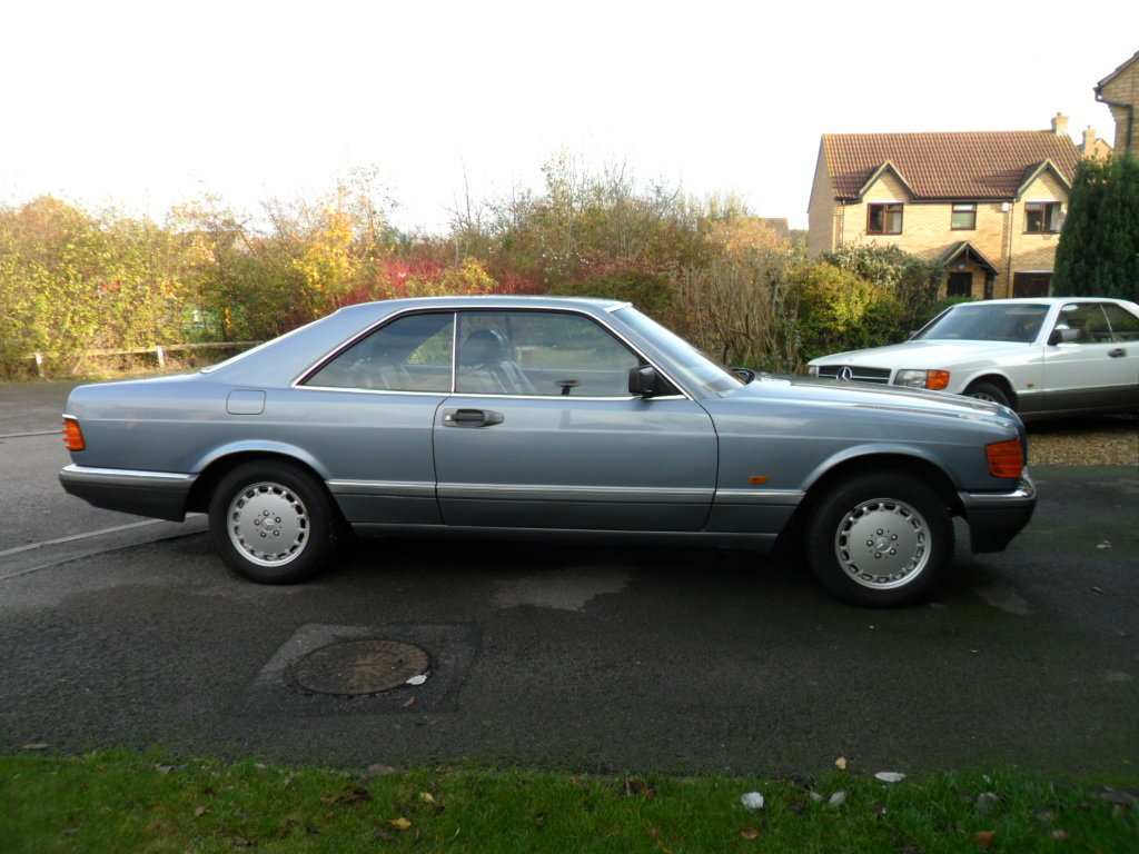 1988 Mercedes sec and sl wanted For Sale (picture 1 of 1)