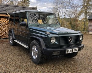 1991 Mercedes-Benz G-wagen 300 GEL Auto For Sale