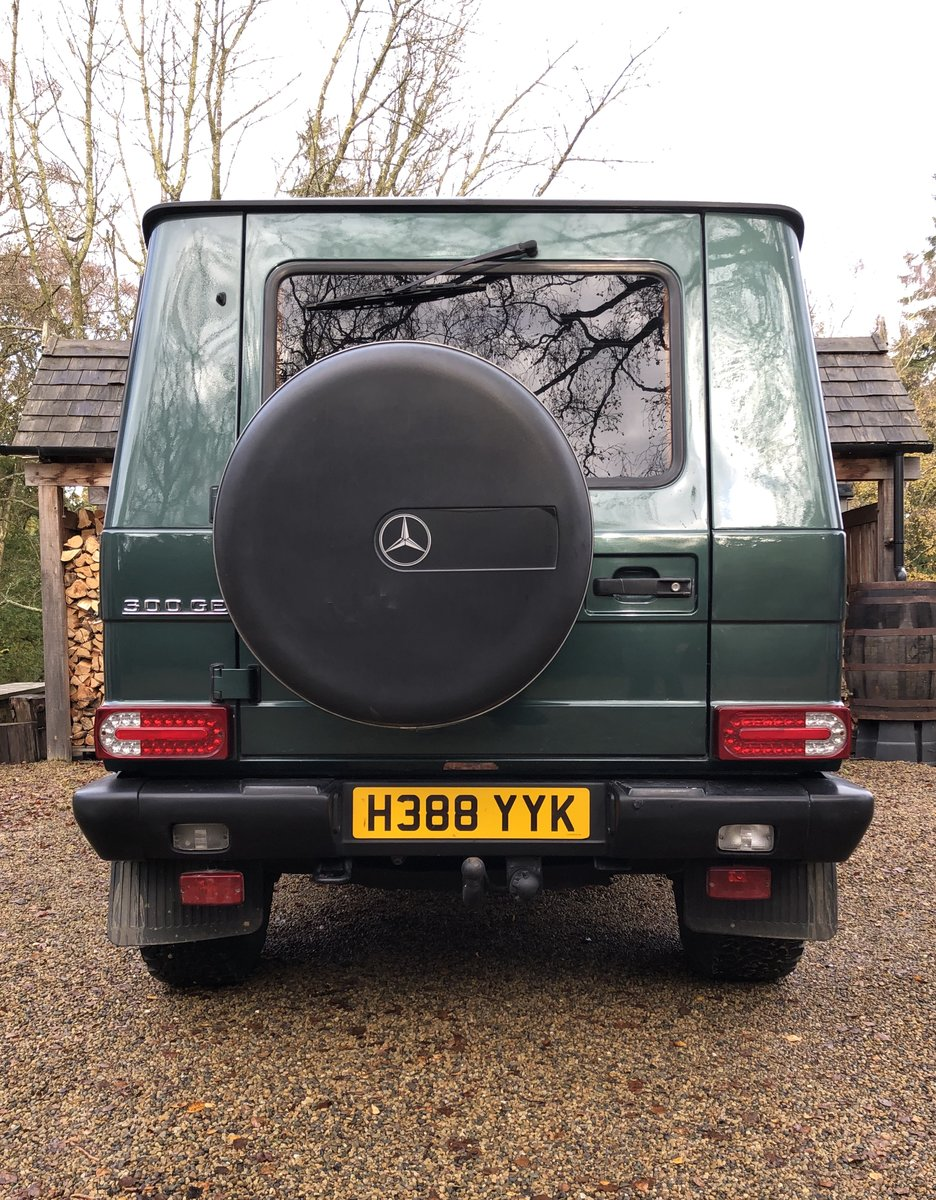 1991 Mercedes-Benz G-wagen 300 GEL Auto For Sale (picture 3 of 6)