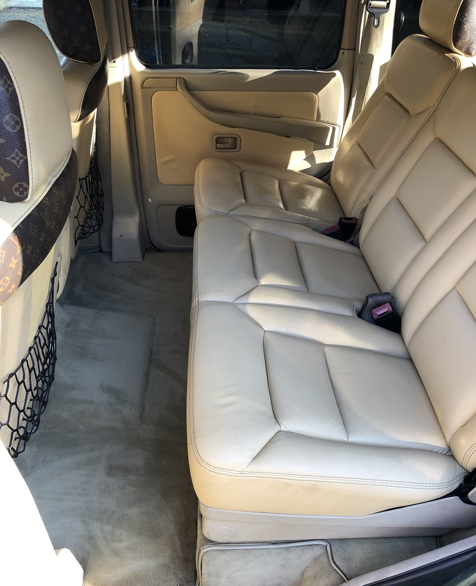 1991 Mercedes-Benz G-wagen 300 GEL Auto - PRICE REDUCED For Sale (picture 6 of 6)