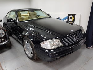 Mercedes Benz SL600 V12