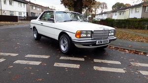 1982 Mercedes 230 ce auto .. 2 door coupe