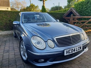 2004 Mercedes AMG E Class For Sale