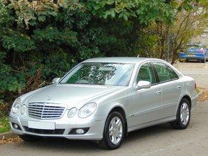2006 Mercedes E320 3.0 CDi Elegance 7G-Tronic.. Low Miles.. FSH.. SOLD