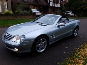 2003 The Finest SL350 For Sale In The UK SOLD