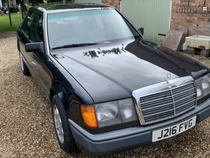 1991 Mercedes 124 300D For Sale