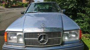 1993 Mercedes benz 300d w124 diesel project