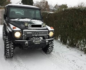 1990 Mercedes G Wagon 280GE For Sale