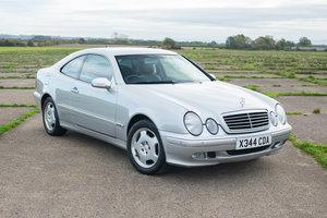 2000 Mercedes CLK230 Kompressor - 1 Owner - 58k Miles SOLD