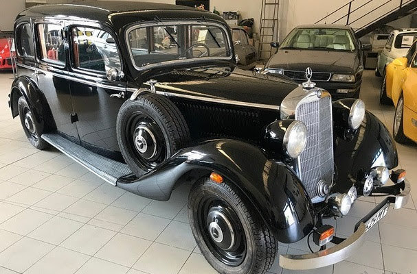 1938 Mercedes 2300, Mercedes W143, Mercedes Limousine For Sale (picture 1 of 6)