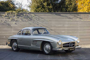 1955 MERCEDES-BENZ 300SL GULLWING (UK CAR) For Sale