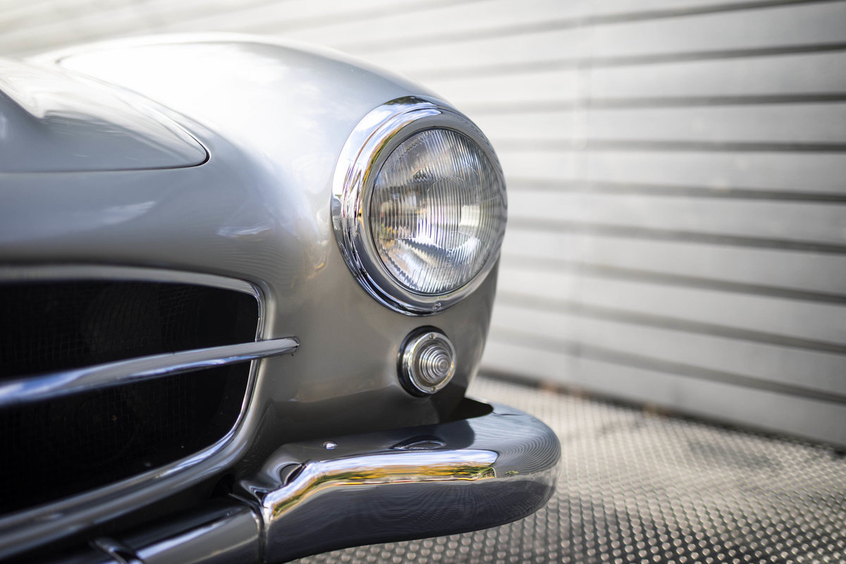 1955 MERCEDES-BENZ 300SL GULLWING (UK CAR) For Sale (picture 5 of 6)