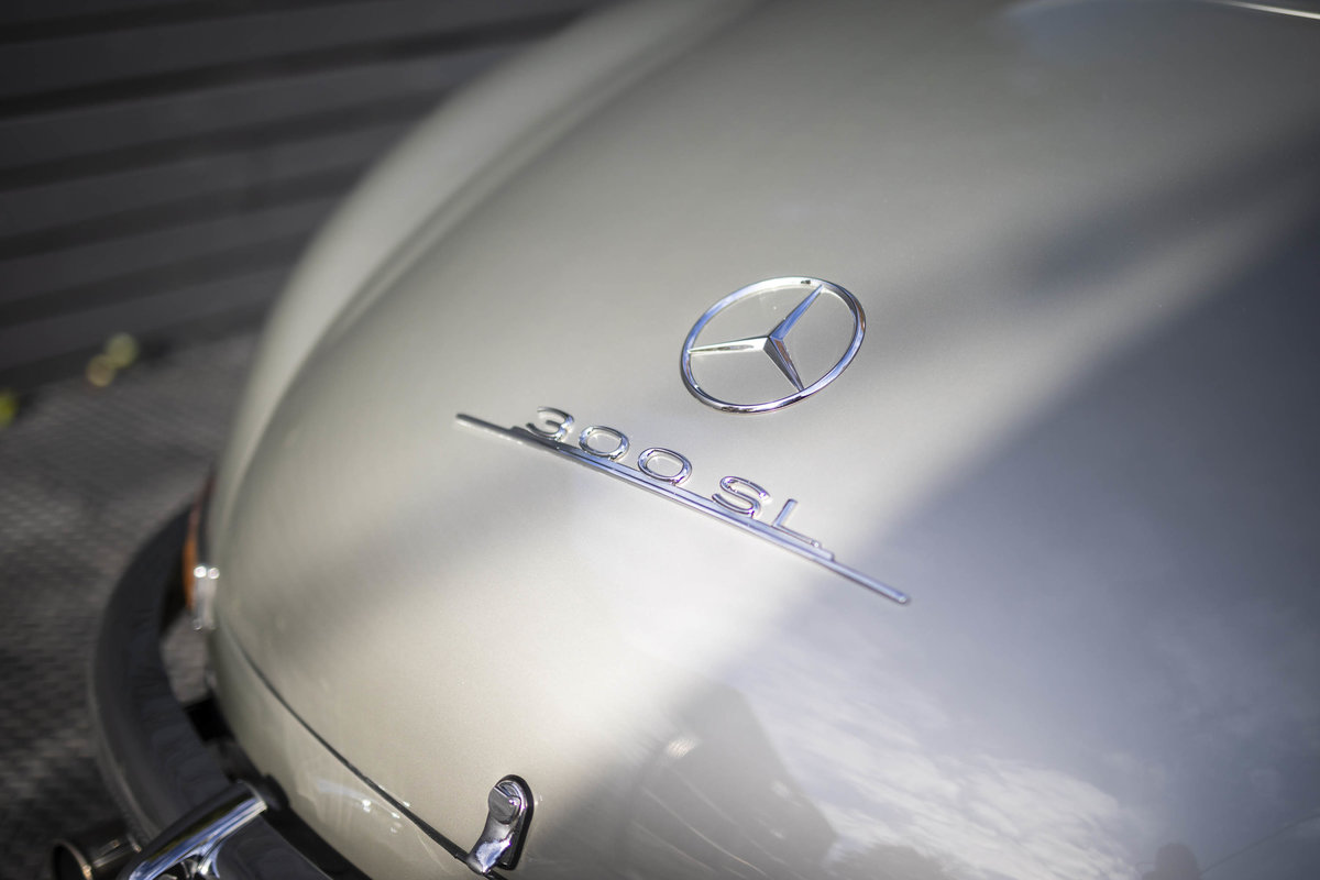 1955 MERCEDES-BENZ 300SL GULLWING (UK CAR) For Sale (picture 6 of 6)