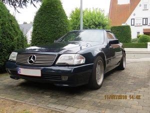 1992 Mercedes V12- SL600 For Sale