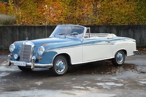 Picture of 1959 (1084) Mercedes-Benz 220 SE Cabriolet For Sale