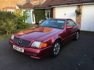 1992 Mercedes-Benz 300SL, 67K, FSH - TOP CONDITION For Sale