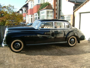 "1952 Mercedes 300 ""Adenauer"" in original condition For Sale"