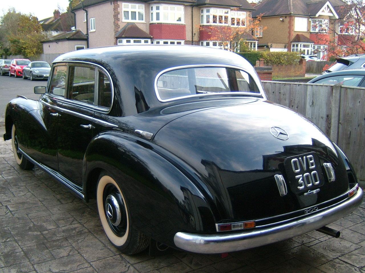 1952 Mercedes 300