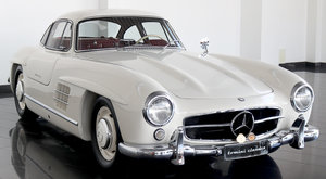 Mercedes-Benz 300SL Gullwing (1955)