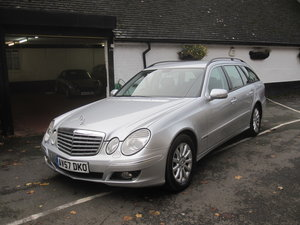 2007 Mercedes E320 CDi Elegance Estate Auto