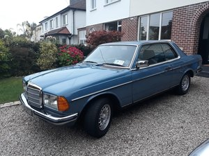 1983 230ce w123 For Sale
