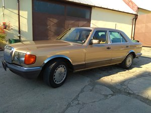 1983 Mercedes W126 280S - very nice For Sale
