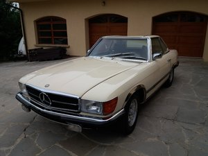 1974 Mercedes R107 450Sl - very nice