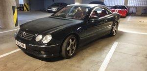 Mercedes CL55 AMG