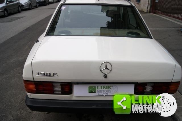 MERCEDES 190 E DEL 1984 CON GANCIO TRAINO POSSIBILITA' DI G For Sale (picture 4 of 6)