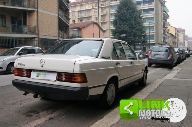 MERCEDES 190 E DEL 1984 CON GANCIO TRAINO POSSIBILITA' DI G For Sale (picture 6 of 6)